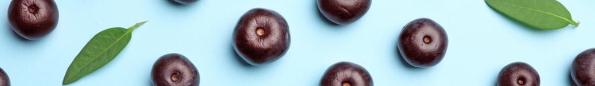 Bildrubrik for Superfrukten Acai Berries for Weightworlds hemsida