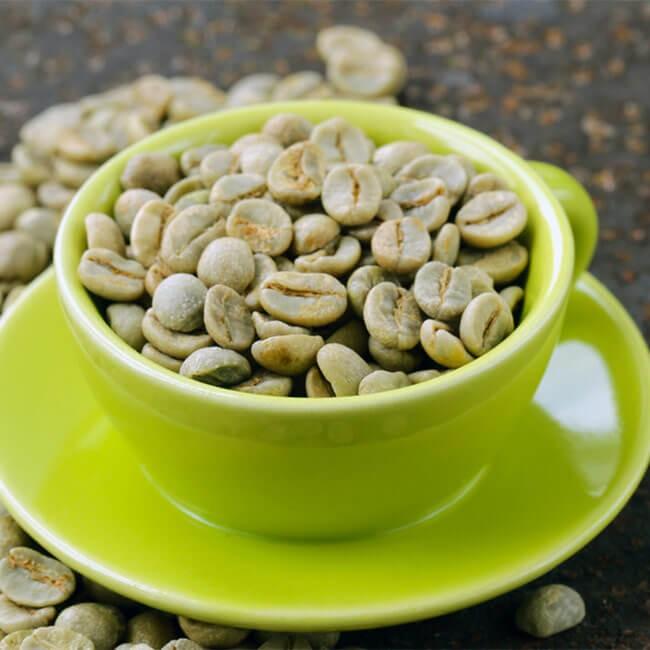 Hur fungerar Grönt kaffe?