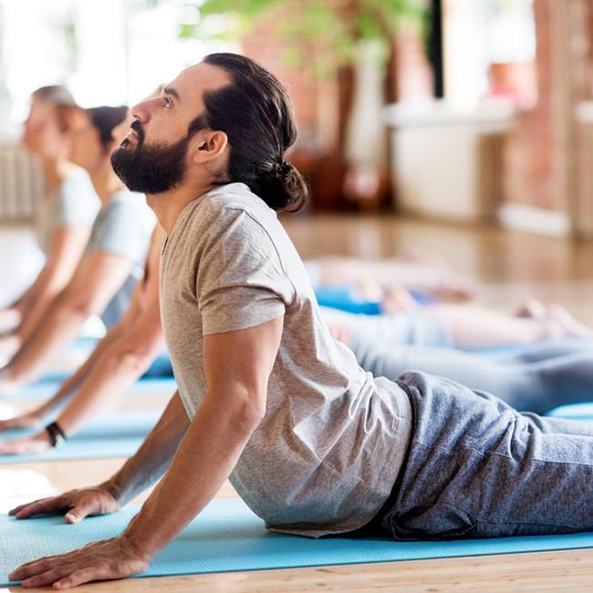 5 Nybörjar Yogapositioner