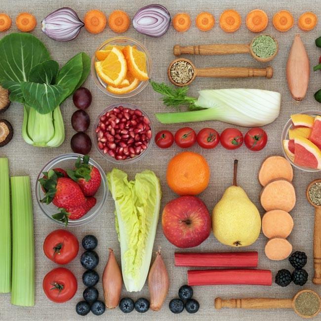 Livsmedel som kan rena din kropp