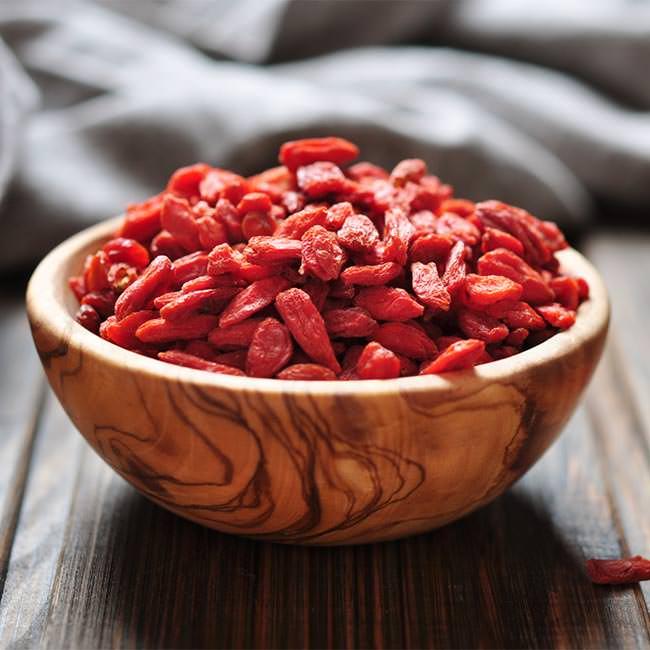 10 fantastiska hälsofördelar med Gojibär
