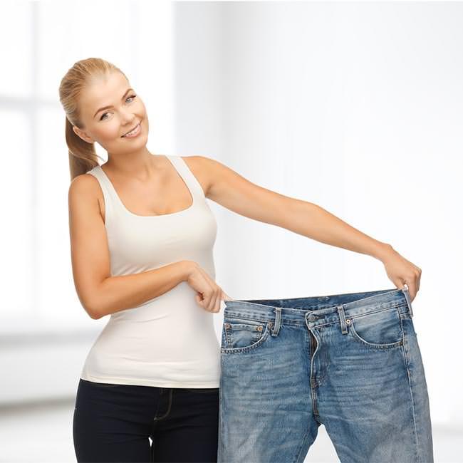 Hur går jag ned i vikt?