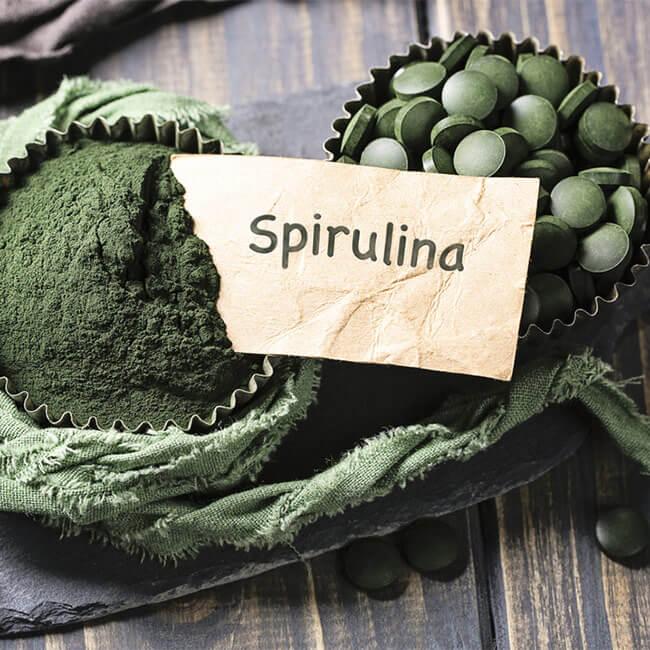 Hälsofördelar med spirulina