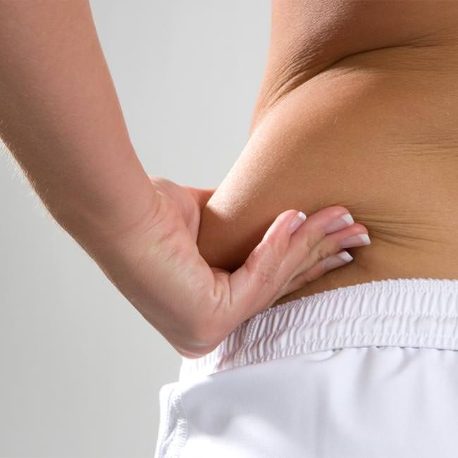 Tips för att bli av med fett på magen