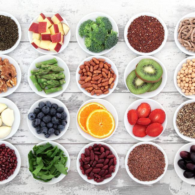 8 Superfoods som är bra för din kropp!