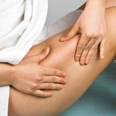 Vilka kroppsdelar drabbas oftast av celluliter?