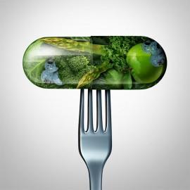 Naturliga tillskott för viktminskning