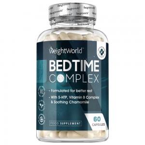 Bedtime Complex - Naturlig insomningshjälp från WeightWorld