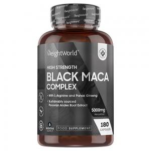 Svarta Maca Kapslar