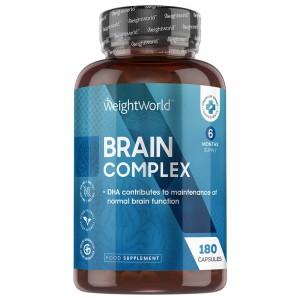 Brain Complex - Naturligt kosttillskott för hjärnan