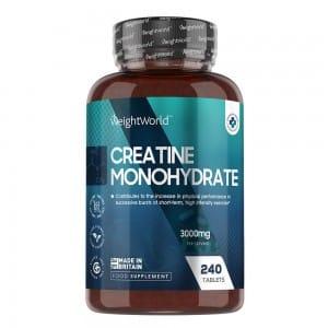 Kreatin monohydrat kapslar