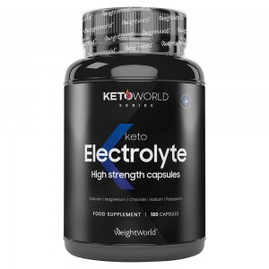 Keto Electrolyte Kapslar - Weightworld