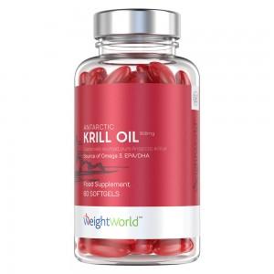 Antarctic Krill oil, Omega-3 Förpackning
