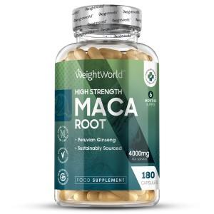 Macarot | Naturligt energigivande kosttillskott