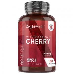 Montmorency Cherry kapslar