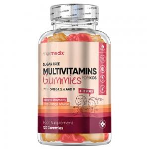 Multivitamin Vingummin för Barn | Naturliga vitaminer