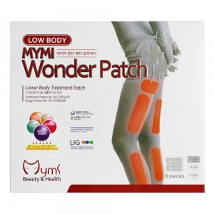 Mymi Wonder Leg Patches, bantningsplåster
