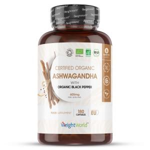 Ashwagandha | Naturligt kosttillskott för välmåendet