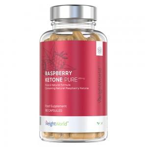 Raspberry Ketone Pure - kosttillskott för viktminskning - fördelar