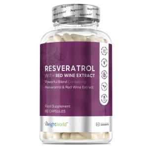 Resveratrol Kapslar