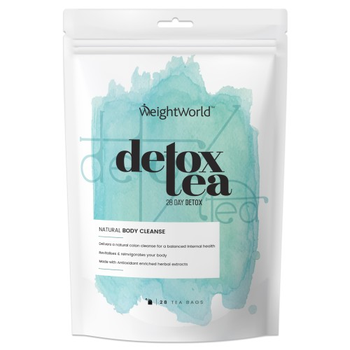 WeightWorld Detox Tea (28 dagars detox)