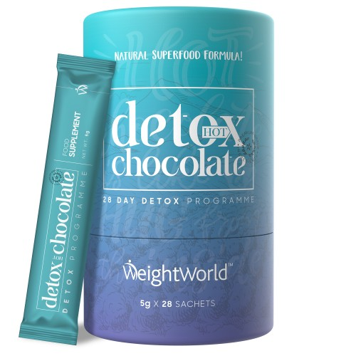 Chocolate Detox pulver