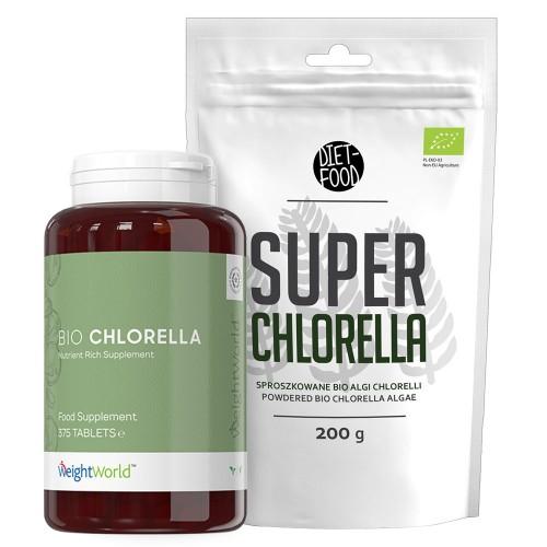 Chlorella Super Pack