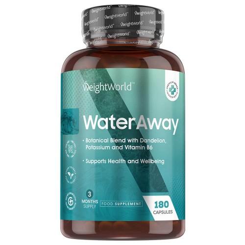 Water Away Vätskedrivande - Bäst i Test!