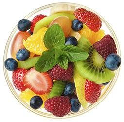 Kraftfulla livsmedel med antioxidanter